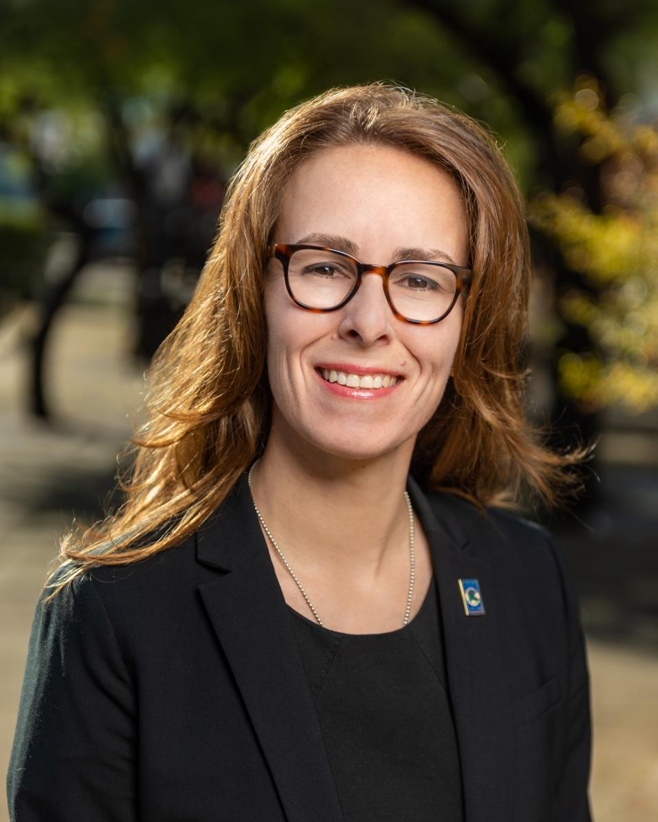 Photo of Chief of Staff - Elaine Becherer