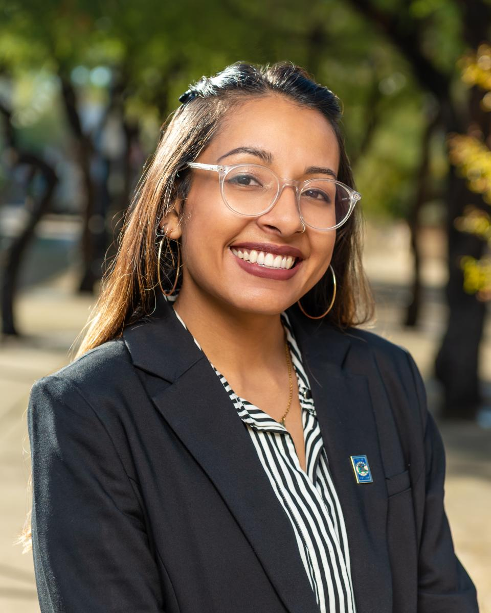 Photo of Planning and Built Environment Advisor - Nathalia Untiveros