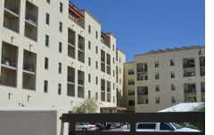 Sentinel Plaza: beautiful, affordable housing for low-income seniors.