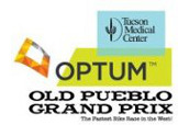 Old Pueblo Grand Prix logo.