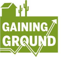 Gaining Ground graphic from the Arizona Daily Star's series on poverty, used with permission.