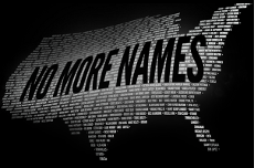 No More Names logo.