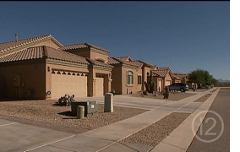 Empire Vista Neighborhood, now part of the City of Tucson.