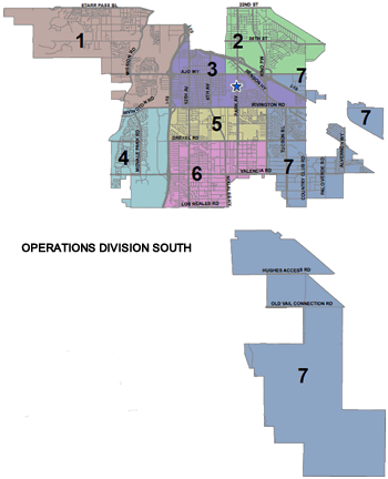 ODS Sector Map
