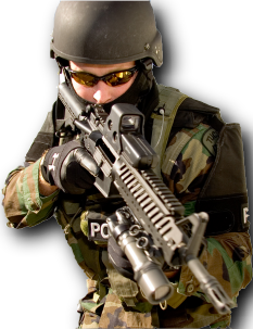 SWAT Officer